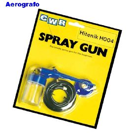 KIT AEROGRAFO SPRAY GUN