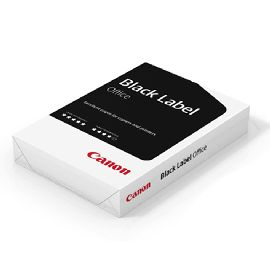RISMA CARTA CANON BLACK LABEL OFFICE A4 80GR CONF. 500FF