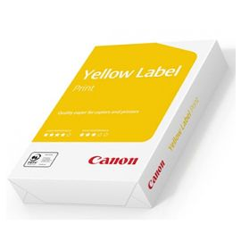 RISMA CARTA CANON YELLOW LABEL OFFICE A4 80GR CONF. 500FF