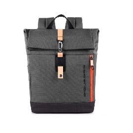 ZAINO ROLL TOP PORTA PC