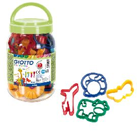 SCHOOLPACK PATPLUME GIOTTO 24PZ