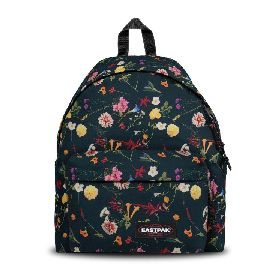 ZAINO PADDED PAK'R BLACK PLUCKED STILLFLOW EASTPAK