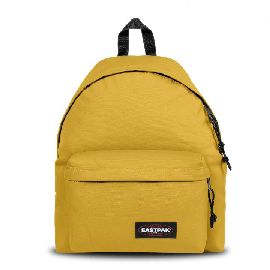 ZAINO PADDED PAK'R EXOTIC YELLOW EASTPAK