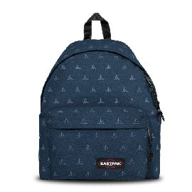 ZAINO PADDED PAK'R BOAT LITTLE NAVY EASTPAK