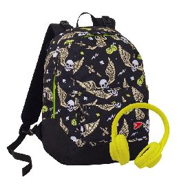 ZAINO SEVEN REVERSIBILE BACKPACK SKULL BOY