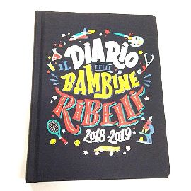 SUPERDIARIO POCKET BAMBINE RIBELLI