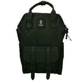 ZAINO REFEIGUE BACKPACK BLACK BLACK