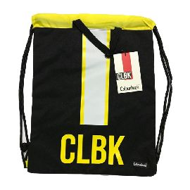 SACCA C/MANICI CLBK GIALLO COLOURBOOK