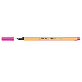 PENNA STABILO POINT88 0,4MM FUCSIA FLUO