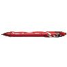 PENNA BIC GEL-OCITY QUICK DRY ROSSO 0 ,7MM