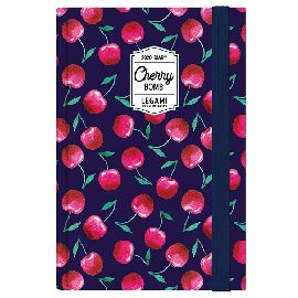 AGENDA 12 MESI GIORNALIERA  SMALL PHOTO LEGAMI CHERRY BOMB