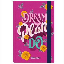 AGENDA 12 MESI GIORNALIERA  SMALL PHOTO LEGAMI DREAM PLANDO